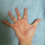 俺の右手!