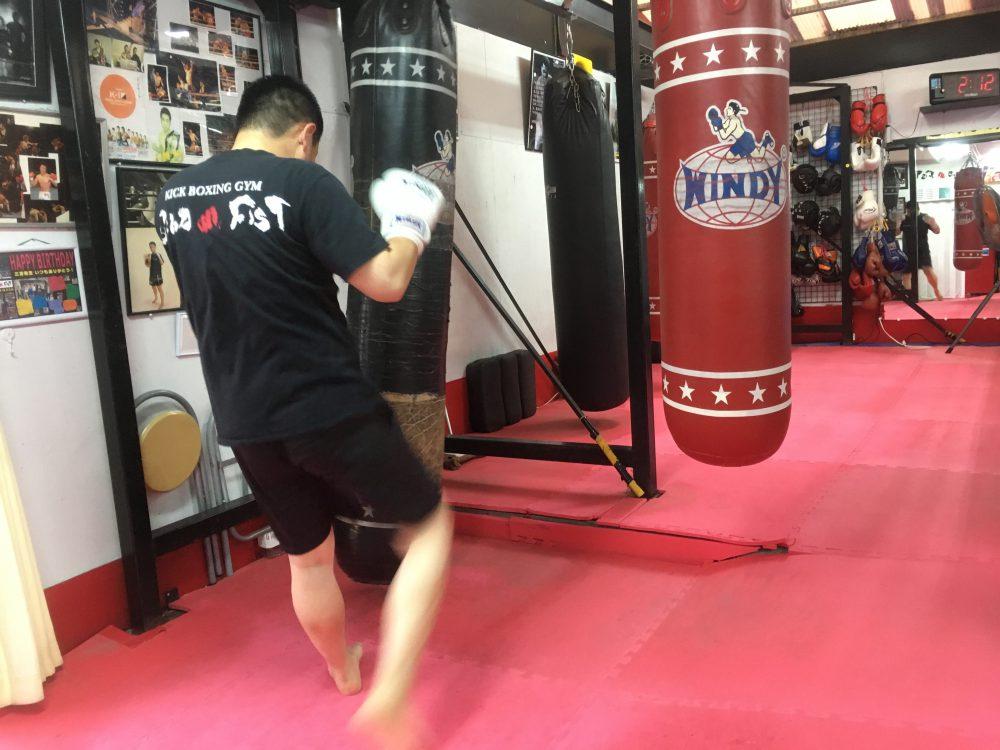 7/9 火曜日のトレーニングの様子!!