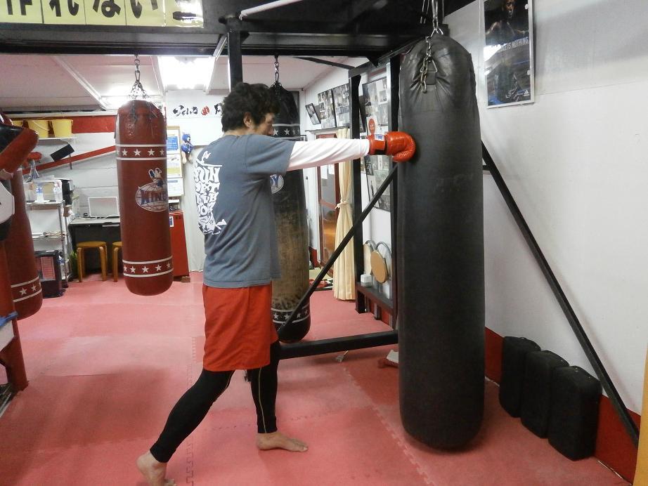水曜日のトレーニングの様子!!
