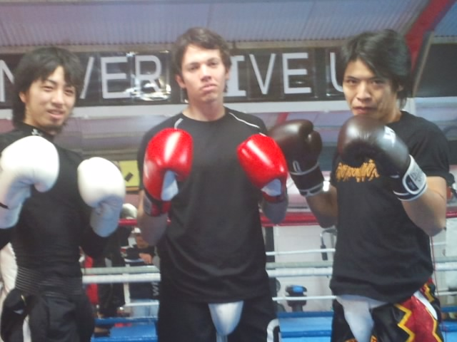 火曜日のトレーニングの様子!!