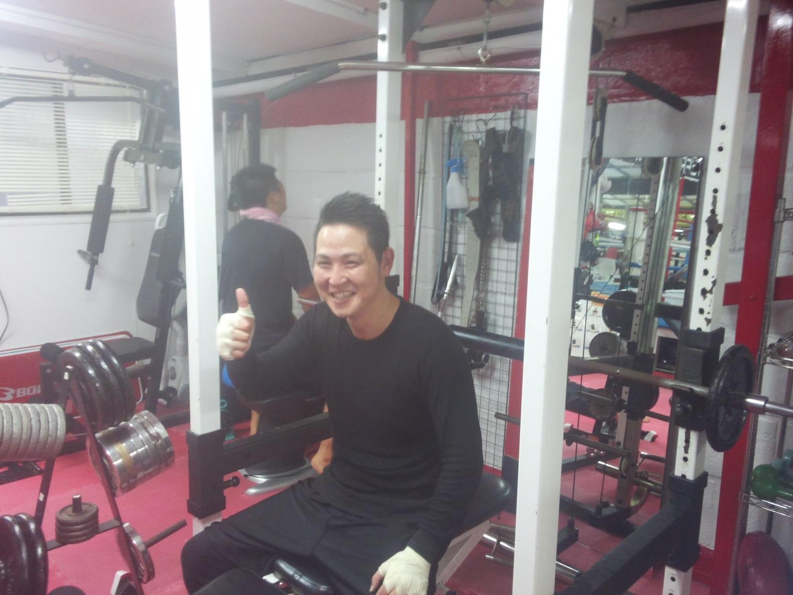 火曜日のトレーニングの様子②!!