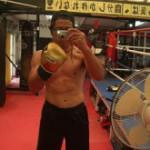 今日のトレーニング終了!!