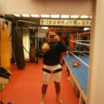 トレーニング終了!!
