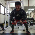 片井ジム!!トレーニング終了(^_^)