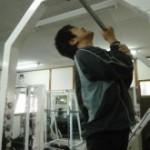 片井ジム!!バルクアップトレーニング中!!