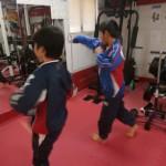 12/29     火曜日のトレーニングの様子!!