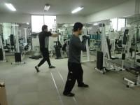 出張指導~篠栗キック教室からスタート!!