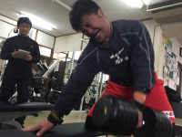 今日のパーソナルトレーニング終了!!