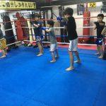 2/12 水曜日のトレーニングの様子!!