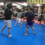 3/25  水曜日のトレーニングの様子!!